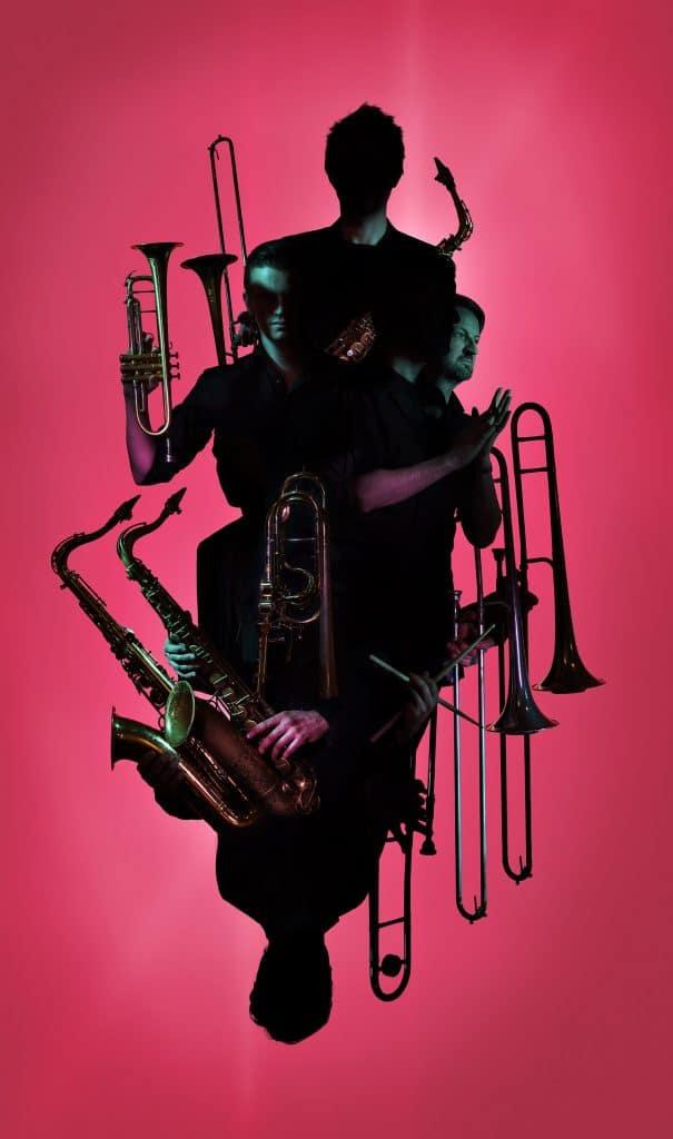 Paradox Jazz Orchestra foto (c) Mark Engelen