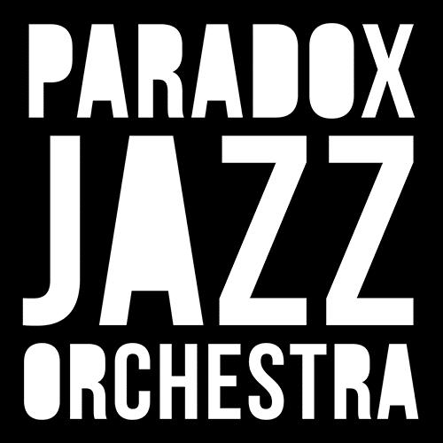 logo paradox jazz orchestra pjo